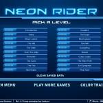 Neon Rider Screenshot