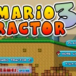 Mario Tractor 3 Screenshot
