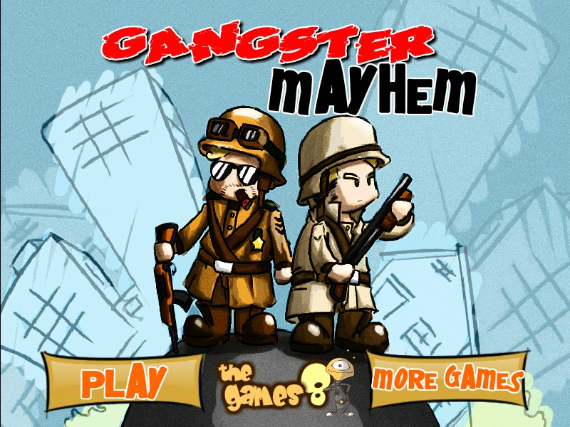 gangster all games