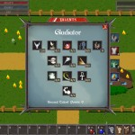 Shadowreign RPG Screenshot