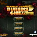 MC2: Burning Skies Screenshot
