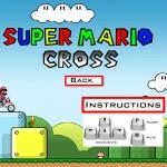 Super Mario Cross Screenshot