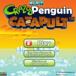 Crazy Penguin Catapult Screenshot