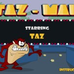 Taz Man Screenshot