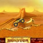 Desert Monster Screenshot