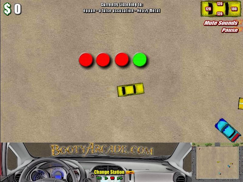 Car Crash Derby Online Game