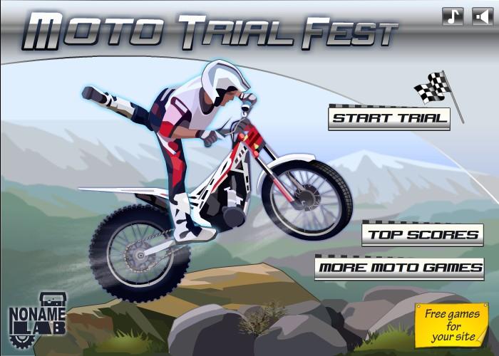 Moto trial fest hacked online.