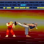 Street Fighter: Legend of Ansatsuken Screenshot