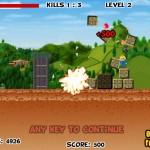 Destroy the Village Screenshot