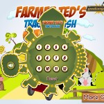 Farmer Teds Tractor Rush Screenshot