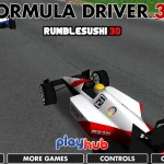 Formula Driver 3D Screenshot