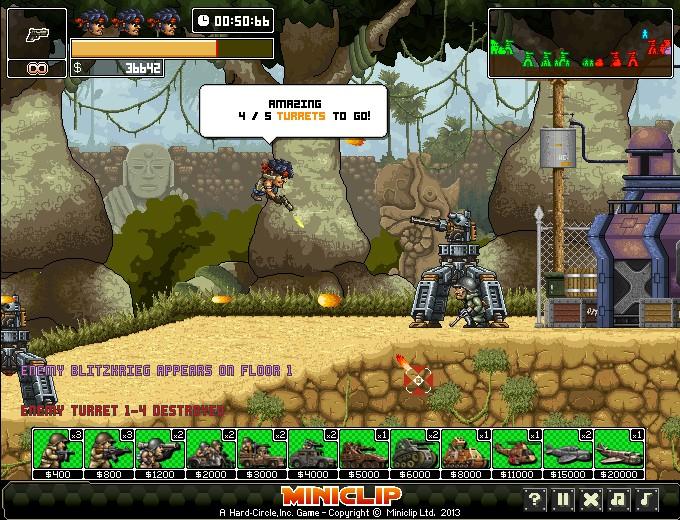 Commando: Rush(update) hacked/cheats - Fill the best ...