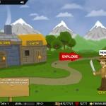 Legend of the Golden Robot Screenshot
