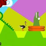 Fafu The Ostrich Screenshot
