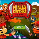 Ninja Defense Screenshot