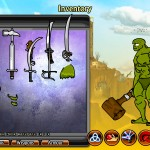 Swords and Sandals 3 Screenshot