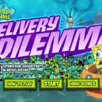 SpongeBob Delivery Dilemma Screenshot