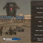 Storm Ops 2: Desert Storm Screenshot