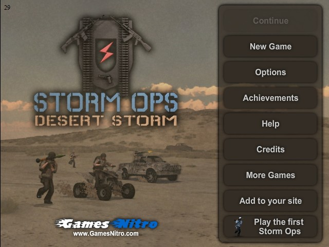 play storm ops hacked