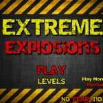 Extreme Explosions Screenshot