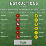 Sports Heads: Football Championship Screenshot