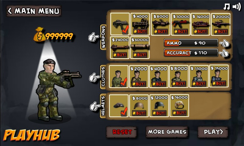 Mechanical Soldier Hacked (Cheats) - Hacked Free Games