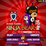 Ninja Bear Screenshot