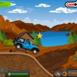 Off Road Jeep Hazard Screenshot