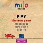 Milo Physics Screenshot
