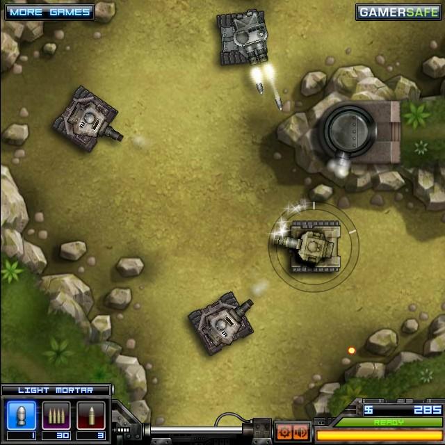 Tank Blitz Hacked