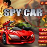 Spy Car Screenshot