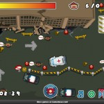Fire Truck Parking Screenshot