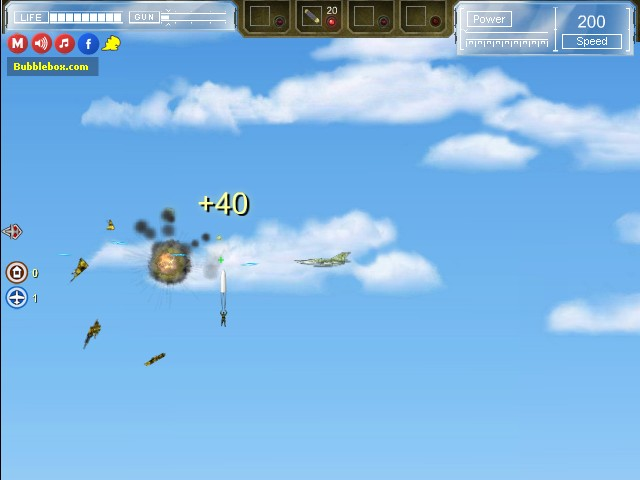 Bomber at War 2: Battle For Resources Game - Play online ...
