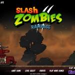 Slash Zombies Rampage 2 Screenshot