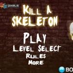 Kill A Skeleton Screenshot