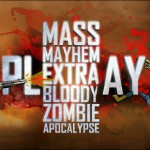 Mass Mayhem - Zombie Apocalypse Screenshot