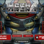 Mecha Arena Screenshot