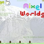 Mixel Worlds Screenshot