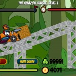 Smash and Dash 2: The Amazon Jungle Screenshot