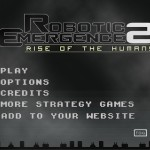 Robotic Emergence 2 Screenshot