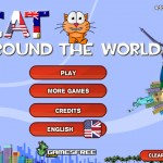 Cat Around The World Screenshot
