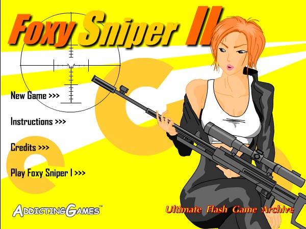 play foxy sniper 2 hacked