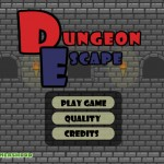 Dungeon Escape Screenshot