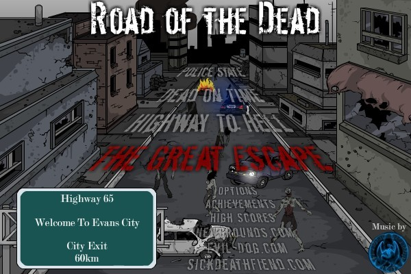 road of the dead hacked cheats hacked free games