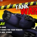 Extreme Tank Wars Screenshot