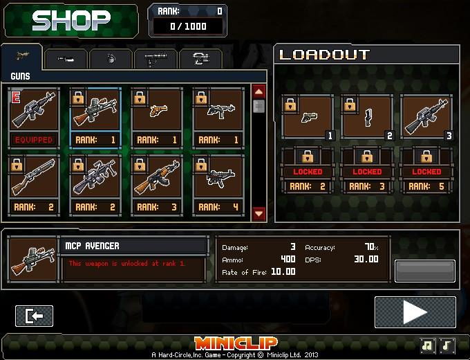 Commando: Rush Hacked / Cheats - Playhackgame.com