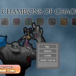 Champions of Chaos Screenshot