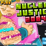 Nuclear Justice 2084 Screenshot