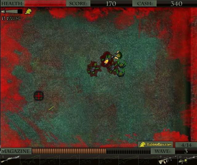 Epic Zombie Killer Hacked (Cheats)