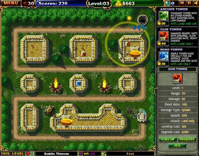 Defense Games - Page 1 - Hacked Arcade Games